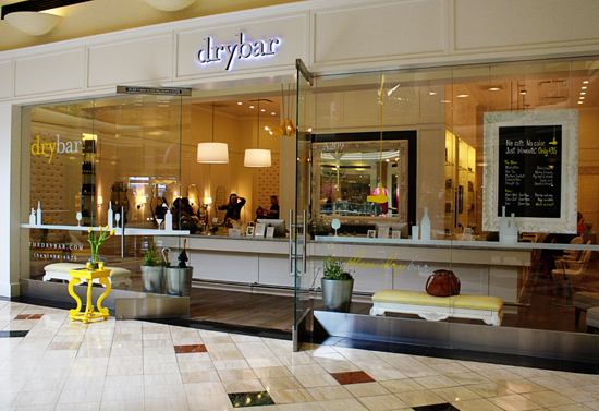 Drybar's business model, celebrity-worthy blowouts, only (no cuts, no color) for $40 is booming.