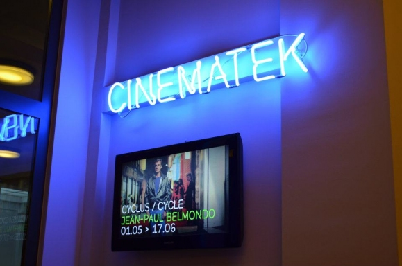 Cinematek, Brussels