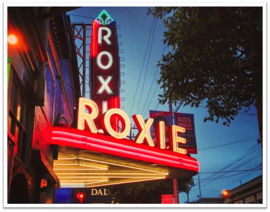 Roxie Theatre, SF