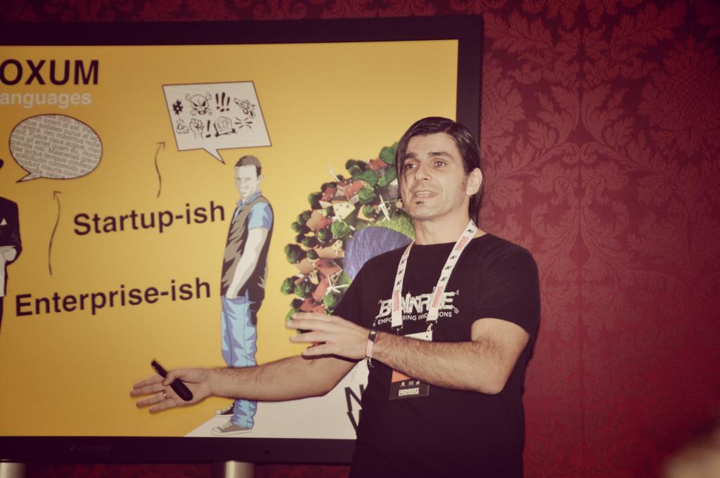 startup-ish